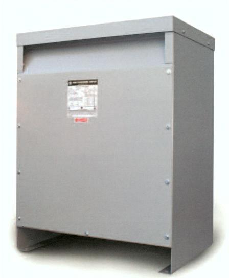 Dry-Type 600V - 3 Phase